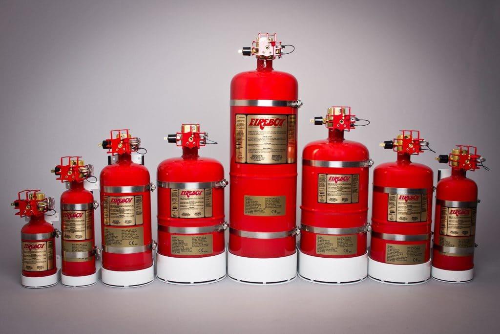 Ma2 Fire Extinguisher Fireboy Xintex