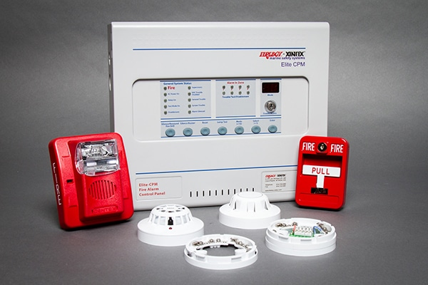 Commercial UL Fire Detection Systems | Fireboy-Xintex
