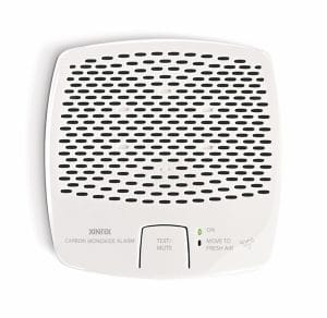 12//24VDC Power CMD5-MD-R Xintex Carbon Monoxide Alarm White